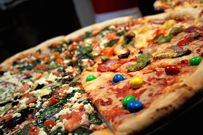 8 PIZZA TOPPINGS THAT WILL BLOW YOUR MIND!