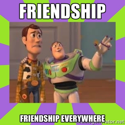friendship toystory